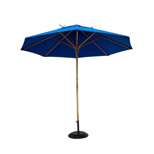 Parasol Redondo 280 cm – (Lona + Estructura)